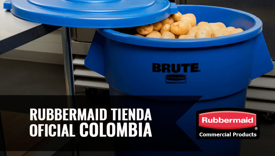 Distribuidor Rubbermaid Colombia